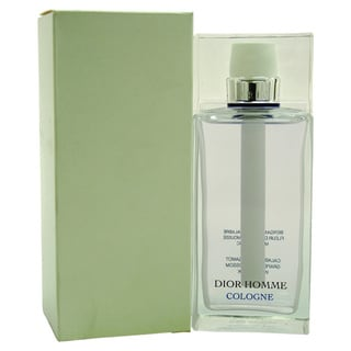 Christian Dior 'Dior Homme' Men's 4.2-ounce Eau de Toilette Spray (Tester)