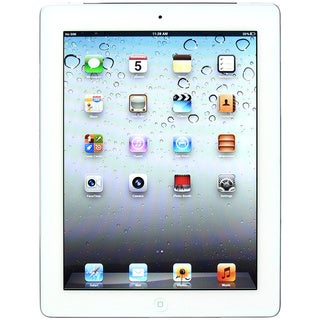 Apple 64 GB White Wi-Fi iPad