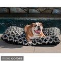 Indoor/Outdoor Links Design Pet Bed
