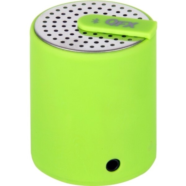 QFX CS-27BT Speaker System - Wireless Speaker(s) - Lime