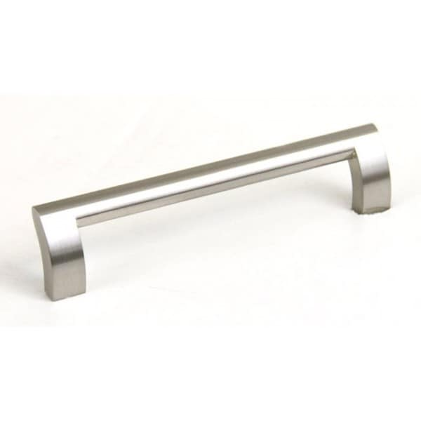 Contemporary Butterfly Design Stainless Steel Finish 5.5-inch Cabinet Bar Pull Handle (Case of 15)