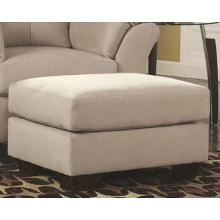 Signature Design by Ashley Darcy Stone Ottoman