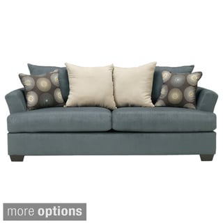 Signature Design by Ashley Mindy Indigo Sofa