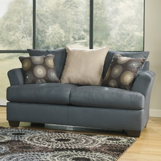 Signature Design by Ashley Mindy Indigo Loveseat