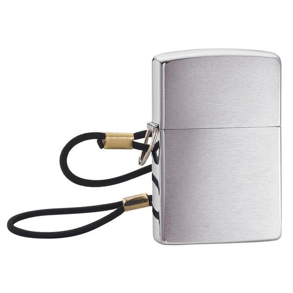 Zippo Windproof Lighter with Lanyard