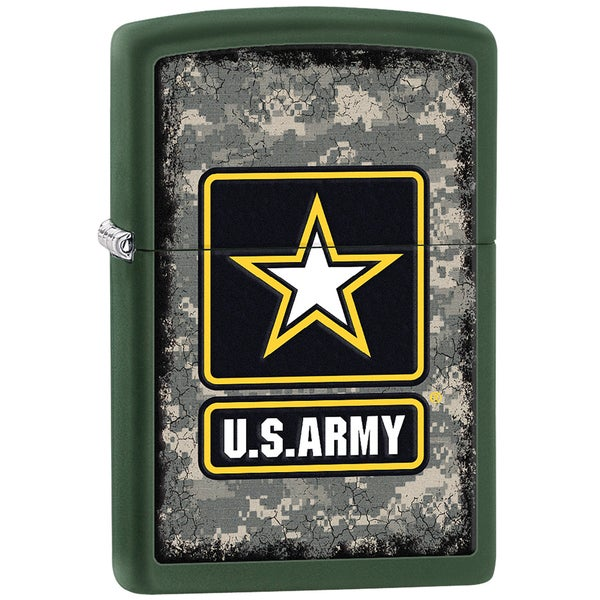 Windproof Army Lighter