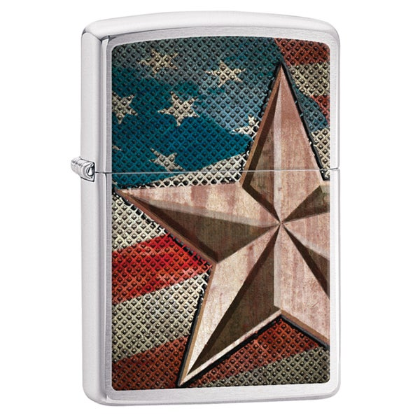 Zippo Windproof Flag Lighter