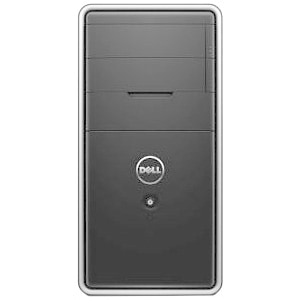 Dell Inspiron 3000 Desktop Computer - Intel Pentium G3220 3 GHz - Min