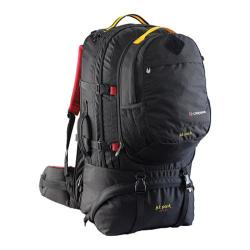 Caribee Jet Pack 75L Travel Pack Black