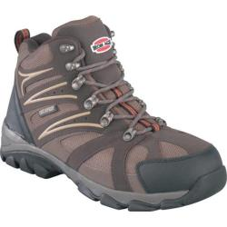 Men's Iron Age Surveyor Brown Leather/Mesh