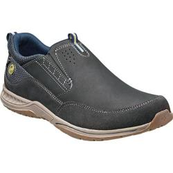 Men's Nunn Bush Esker Navy Tumbled Leather