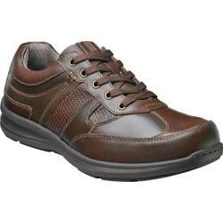Men's Nunn Bush Sommerset Brown Leather
