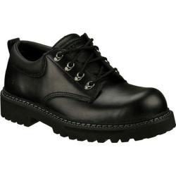 Men's Skechers Cool Cat Pixel Black Leather