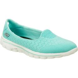 Women's Skechers GOwalk 2 Axis Mint