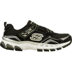 Boys' Skechers Jagz Black/Silver