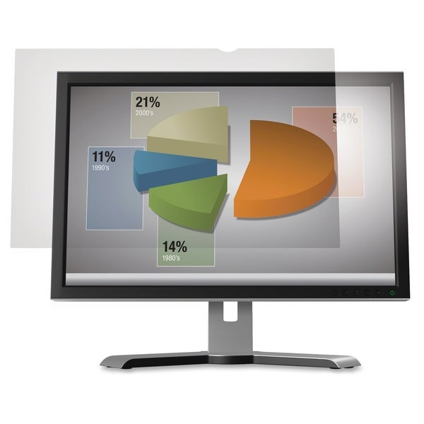 "3M AG19.0W Anti-Glare Filter for Widescreen Desktop LCD Monitor 19"" C"