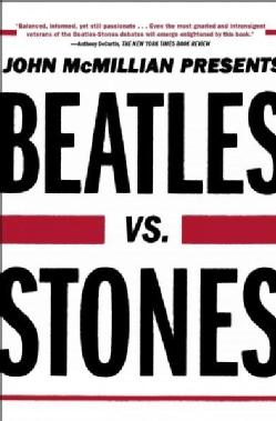 Beatles vs. Stones (Paperback)