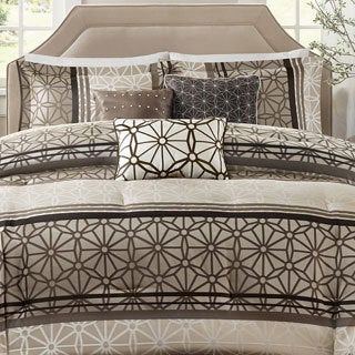 Madison Park Stanford 7-piece Comforter Set
