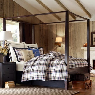 Woolrich Big Sky 4-piece Comforter Set and Euro Sham Separates