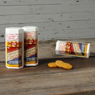 American Vintage Beer Cracker Sampler (Pack of 12)