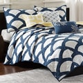 Madison Park Montego 6-piece Coverlet Set