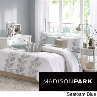Madison Park Jocelyn 6-piece Coverlet Set