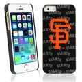 BasAcc Snap-in Patterned Black SF Giants Cover Case for Apple iPhone 5/ 5s