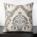 Silver Ace 18-inch Decorative Throw Pillow