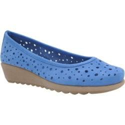 Women's The Flexx Run Perfed Royal Nubuck
