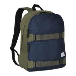 Everest Griptape Skateboard Backpack Olive/Navy