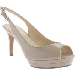 Women's Nine West Able Taupe Synthetic