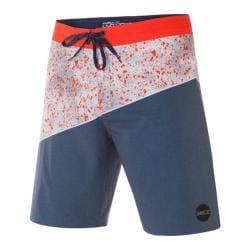 Men's O'Neill Side Wave Boardshorts Neon Red