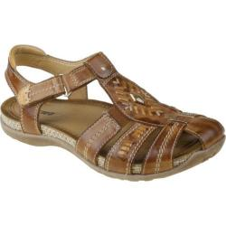 Women's Earth Ramie Almond Full Grain Leather