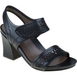 Women's Earthies Asola Black Soft Calf Leather