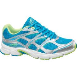 Women's Avia Avi-Forte Malibu Teal/Chrome Silver/Teal Blast/Wild Lime