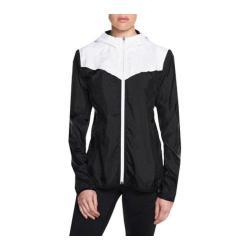 Women's Skechers Acceleration Performance Windbreaker Jacket Black