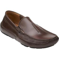 Men's Clarks Ashmont Race Brown Smooth