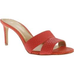 Women's Enzo Angiolini Alisity Red Leather