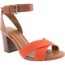 Women's Enzo Angiolini Gabele Red/Brown Leather