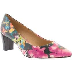 Women's Enzo Angiolini Jyssika Floral Leather