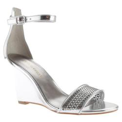 Women's Enzo Angiolini Raledy Silver Synthetic