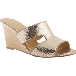 Women's Enzo Angiolini Vamila Gold Leather