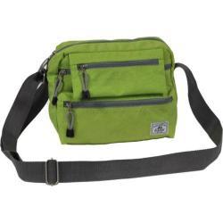 Everest Lime Cross Body Messenger Bag