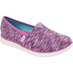 Girls' Skechers BOBS Pureflex Sporty Chic Alpargata Purple