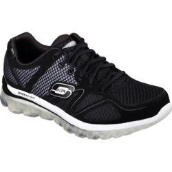 Men's Skechers Skech-Air 2.0 Brain Freeze Training Shoe Black/White