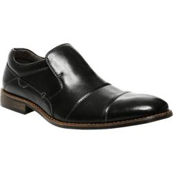 Men's Steve Madden Jaaggg Slip-On Black Leather