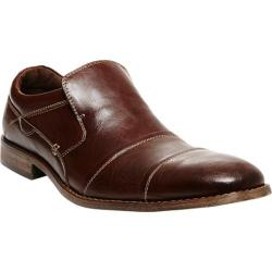 Men's Steve Madden Jaaggg Slip-On Brown Leather