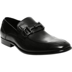 Men's Steve Madden Jetsonn Loafer Black Leather