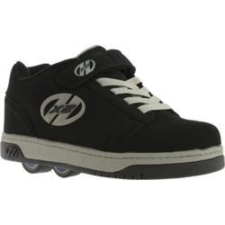 Boys' Heelys Dual Up X2 Black/Grey