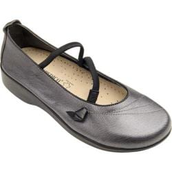 Women's Arcopedico Vitoria Pewter Leather